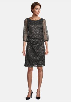 Cocktail dress / Party dress - black/camel