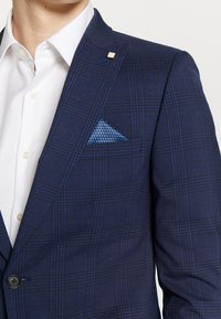 Burton Menswear London - HIGHLIGHT CHECK - Suit jacket - navy - 5