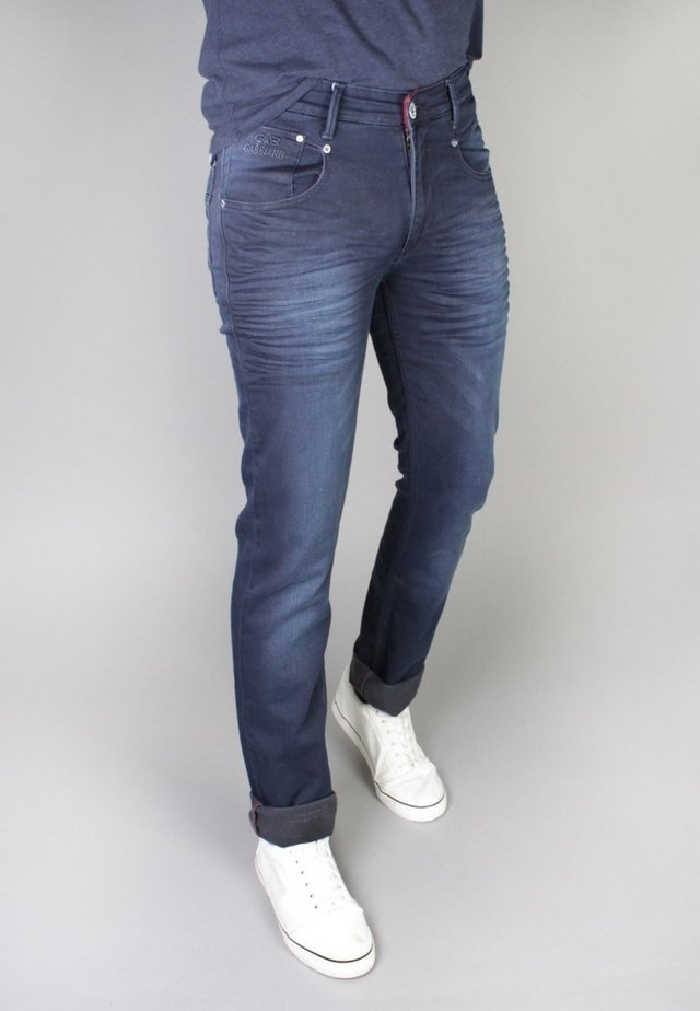 Jeans a sigaretta - faded