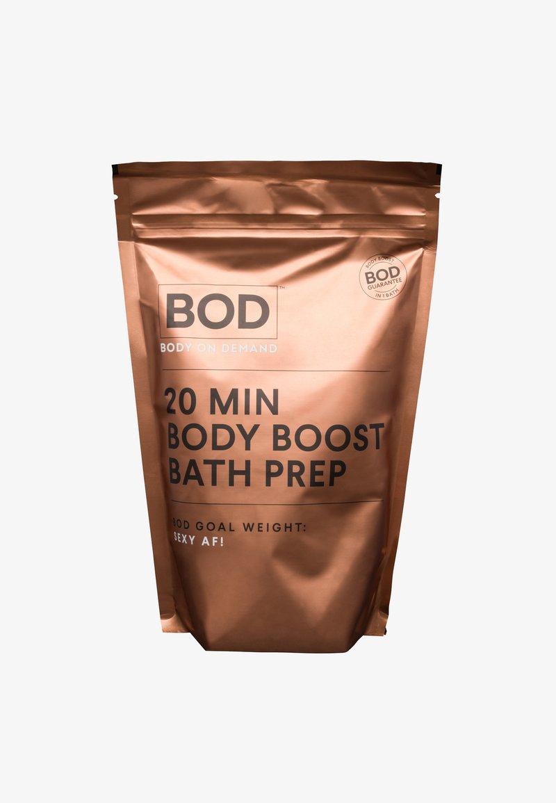 BOD - BODY BOOST BATH SALTS 1KG - Bubble bath & soak - -