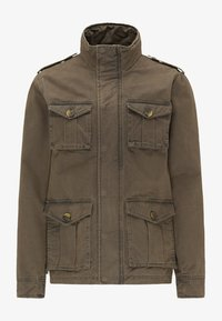 DreiMaster - Summer jacket - military olive - 4