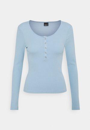CELIE - Long sleeved top - blue bell