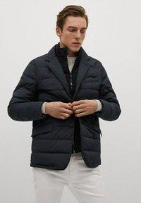 Mango - JOE - Light jacket - navy blå - 5