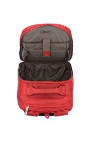 Roncato - Wheeled suitcase - rosso - 3