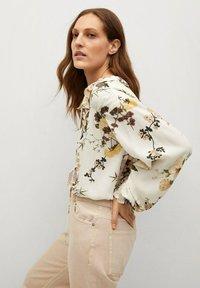 Mango - Button-down blouse - multi-coloured - 3