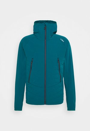 MAN FIX HOOD JACKET - Outdoor jacket - bottle