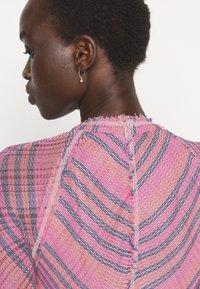 M Missoni - ABITO - Day dress - pink - 4