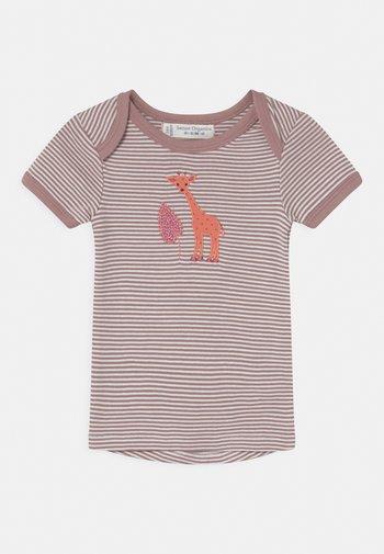 TILLY BABY  - T-shirt print - mauve