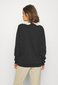 NEW girl ORDER - COLLAR PIXIE - Sweatshirt - black
