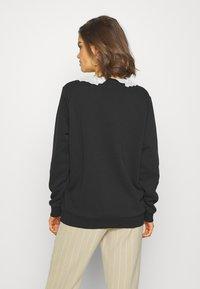 NEW girl ORDER - COLLAR PIXIE - Sweatshirt - black - 2