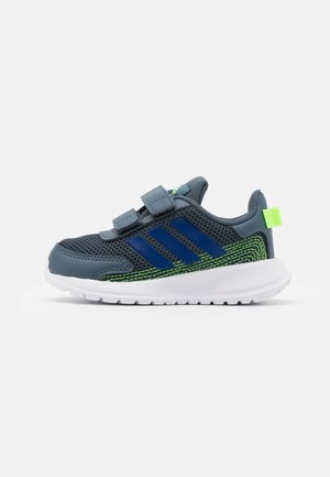 TENSAUR RUN UNISEX - Hardloopschoenen neutraal - legacy blue/team royal blue/signal green