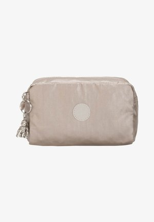 Wash bag - metallic glow