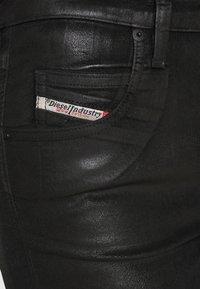 Diesel - BABHILA-SP6 - Slim fit jeans - black - 4
