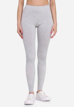 Legging - light grey melange