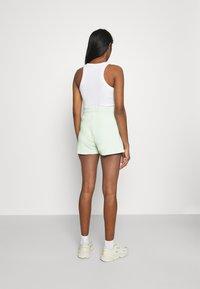 Gina Tricot - GIA - Shorts - gossamer green - 2