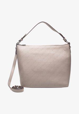 GRAFICO DALIA - Handbag - taupe
