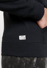Diesel - BRANDON - Zip-up hoodie - black - 5