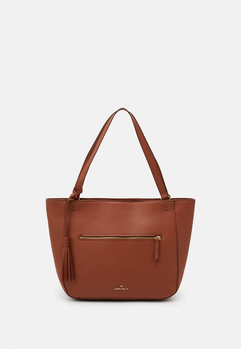 Anna Field - Handbag - 7cognac