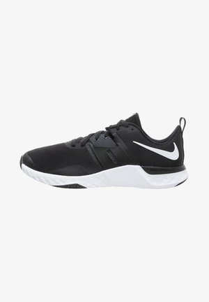 Sports shoes - black/white/anthracite