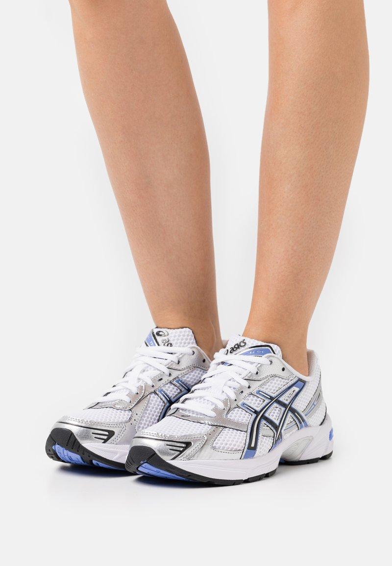 ASICS SportStyle - GEL-1130 - Sneakers basse - white/periwinkle blue