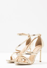 BEBO - OSSIAN - High heeled sandals - gold - 4