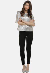 myMo at night - Blouse - silber - 1
