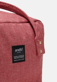 anello - SQUARE BACKPACK UNISEX - Batoh - pink - 3