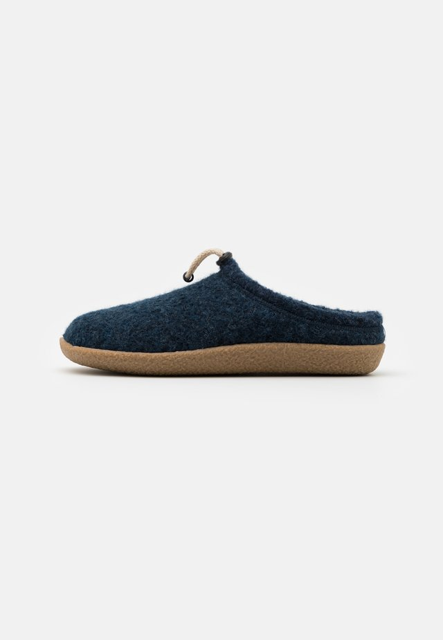 PATRIK - Slippers - navy