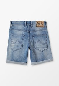 Petrol Industries - Denim shorts - bleached - 2