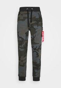 FIT PANT - Spodnie treningowe - black