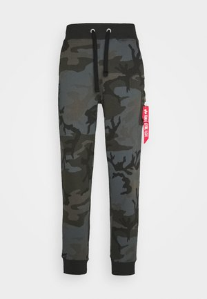 FIT PANT - Tracksuit bottoms - black