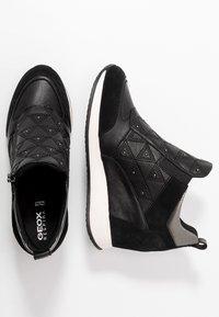 Geox - NYDAME - Zapatillas - black - 3
