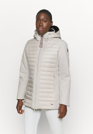 EIJALA - Soft shell jacket - natural white