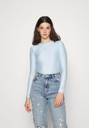 ESSEN SUIT - Top sdlouhým rukávem - celestine blue/leche blue