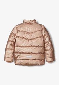 Name it - Winter coat - gold colour - 2
