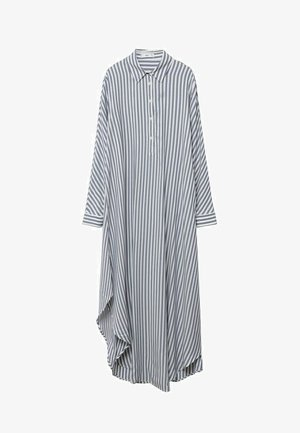Shirt dress - blauw
