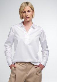 Eterna - ETERNA MODERN  - Blouse - weiß - 0