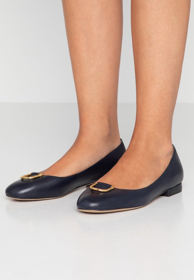 GALYN - Ballet pumps - navy