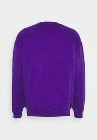 Mennace - UNISEX PRIDE TICKET SWEATSHIRT - Sweatshirt - purple - 7