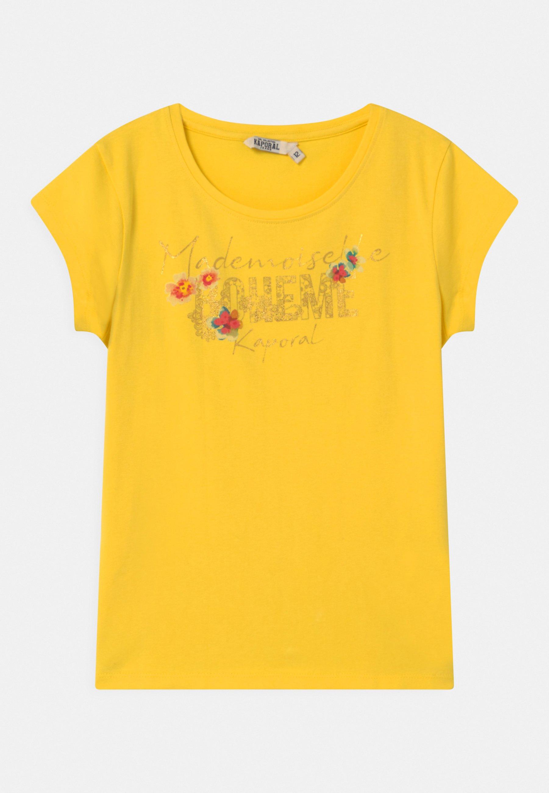 Kids FLORAL - Print T-shirt