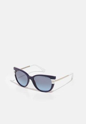 Occhiali da sole - navy blue/white