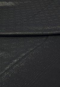 Guess - JACQUARD - Scarf - black - 3
