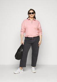 Levi's® Plus - PL 501® CROP - Jeans Skinny Fit - cabo fade 2 - 1