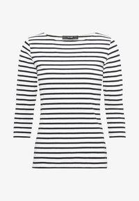 HALLHUBER - T-shirt à manches longues - dunkelblau - 3