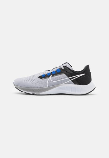 AIR ZOOM PEGASUS 38 - Scarpe running neutre - wolf grey/white/black/hyper royal/particle grey