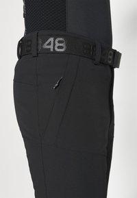 8848 Altitude - WANDECK PANT - Snow pants - black - 5