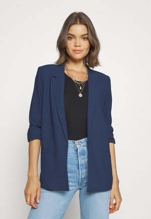 SHIRLEY - Cappotto corto - navy