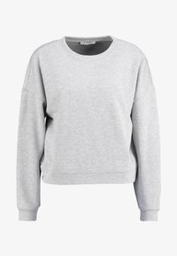 Pieces - PCEMILA  - Sweatshirt - light grey melange - 3