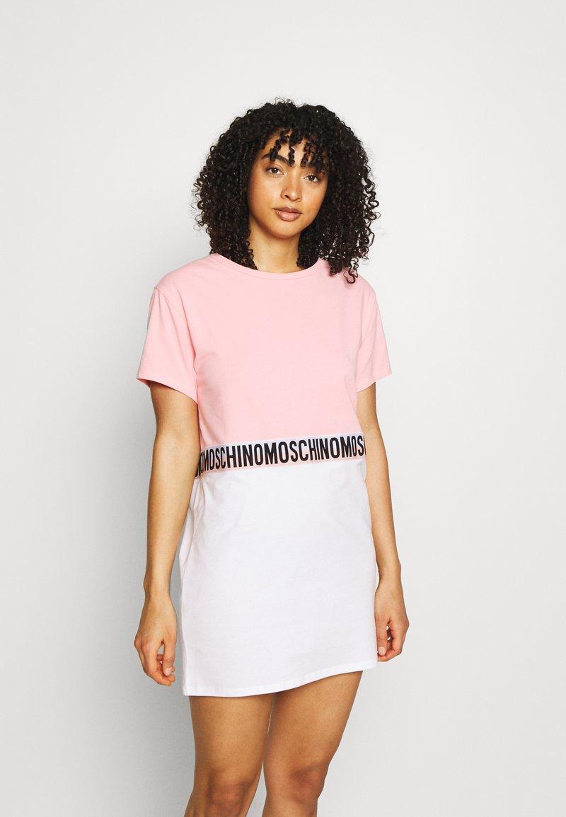Moschino Underwear - MAXI - Nattskjorte - pink