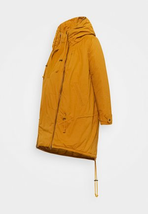 TIKKA CARRY ME PADDED JACKET - Talvitakki - buckthorn brown
